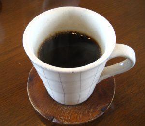 美容室コーヒー