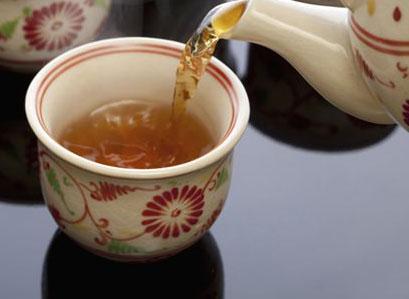 お茶 殺菌